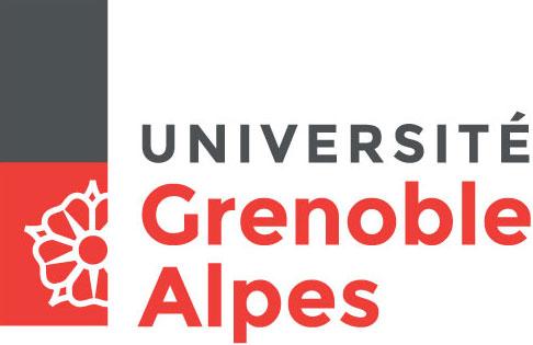 Université de Grenoble logo